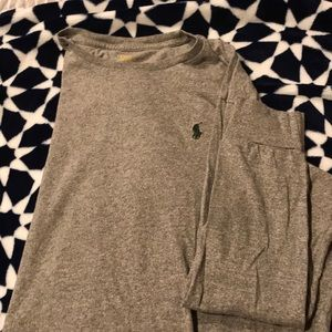 2 Polo Ralph Lauren long sleeve tee